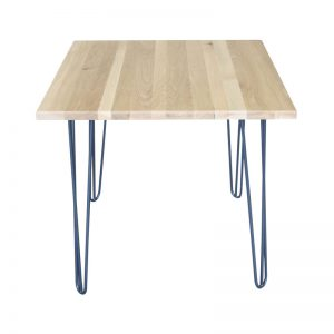 Café Hairpin | Solid Timber Table