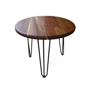 Hairpin Side Table | Round