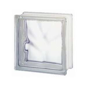 Glass Block SEVES Clear Wave
