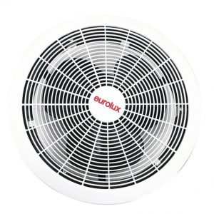 Extractor Fan EUROLUX Round White 350MM