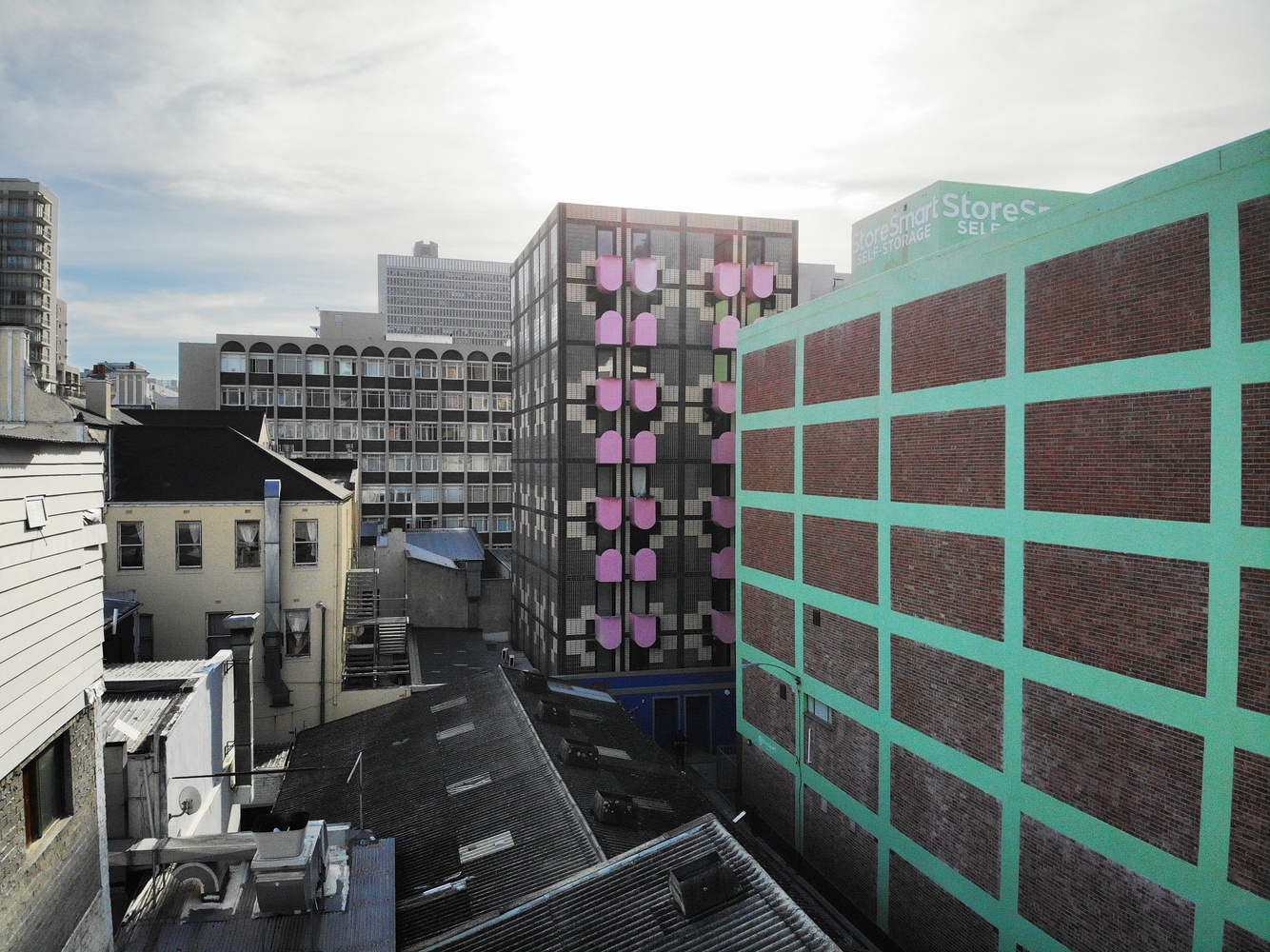 Uxolo Apartments | Two Five Five Architects